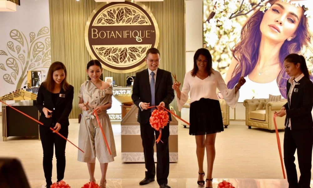 BOTANIFIQUE Store in Galaxy Macau Shopping Center
