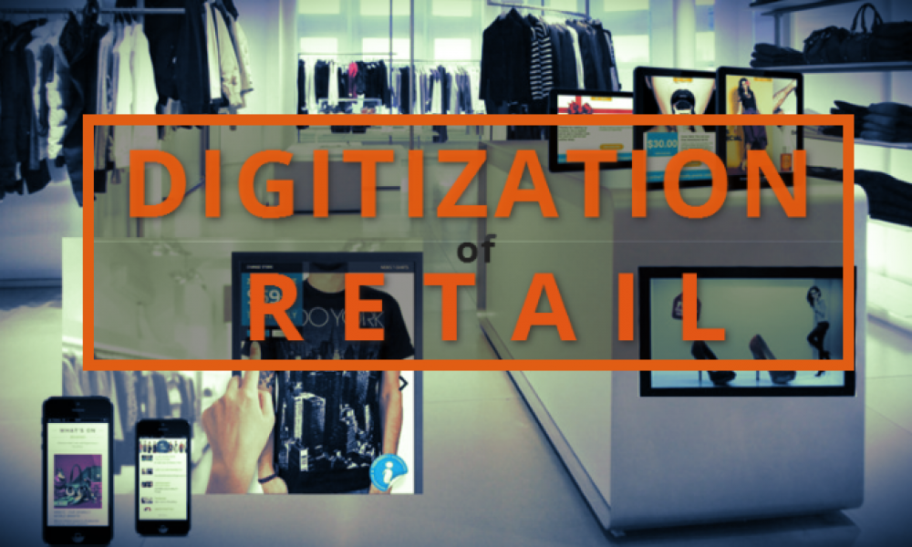 The Digitalisation of Physical Stores
